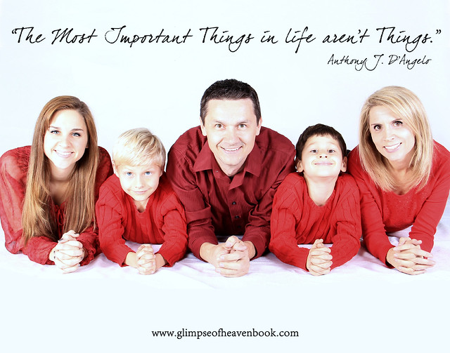 The Most Important Things...