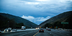 Storm Down The Grapevine