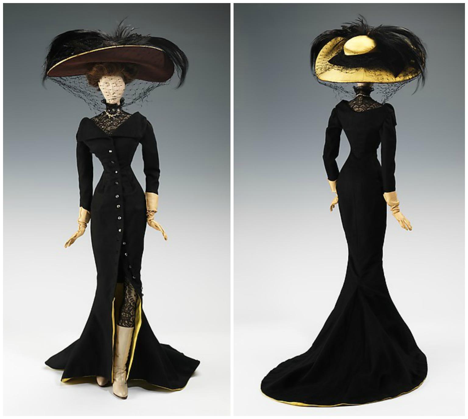 """""""1906 Doll"""". Elsa Schiaparelli (Italian, 1890–1973)"""
