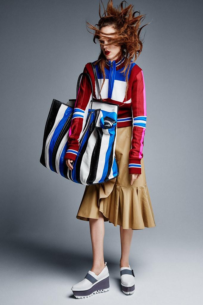 Фрея Беха Эриксен — Фотосессия для «Vogue» UK 2016 – 4