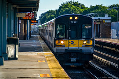 MTA Long Island Rail Road Bombardier M7 #7742