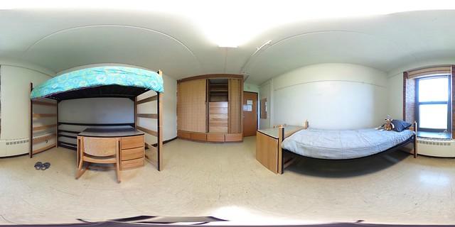 Hilltop Dorms Double