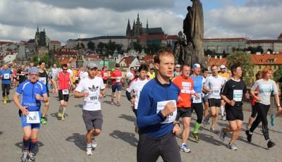 Závodní taktika na maraton
