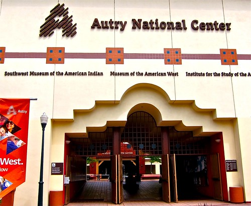 Autry Museum entrance