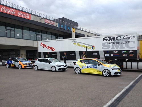 Test Motorland 2013 - SMC Junior Motorsport