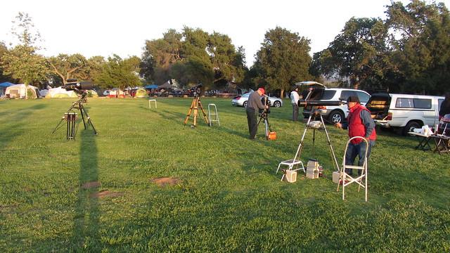 IMG_8848 SBAU setup at Lake Cachuma Dakota Plains Art Martin Pat