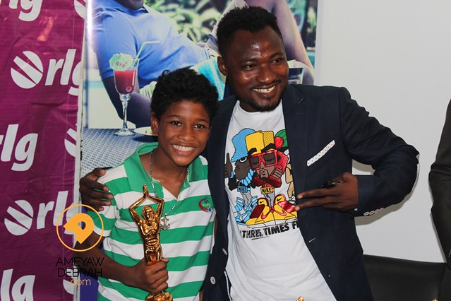 8728592419 52e490d98e z Photos: Funny Face, Rahim Banda and other winners finally get their Ghana Movie Awards statuettes