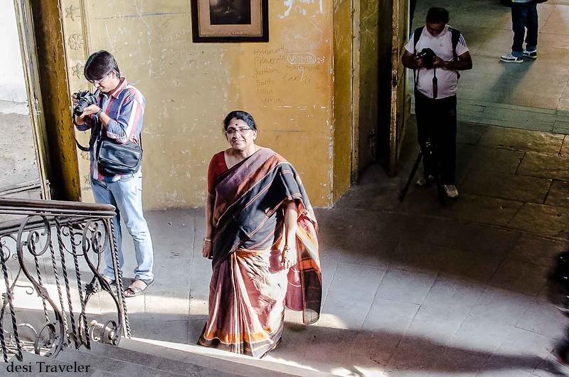 Smt B. T. Seetha Principal Koti Womens college
