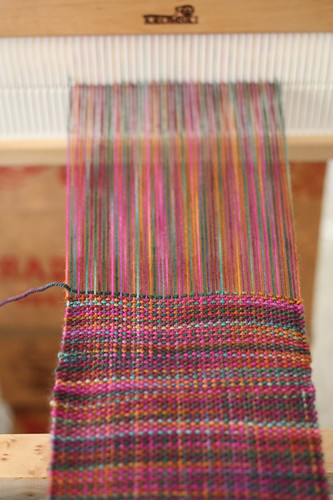 More Weaving