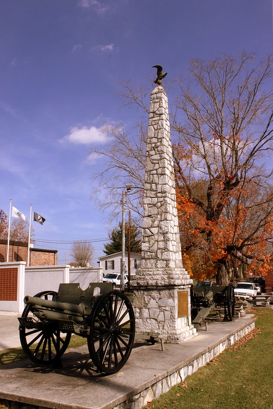 Campbell County War Memorial
