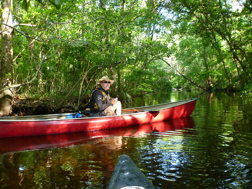 Russell Farrow on Slave Canal