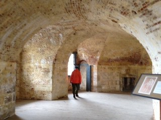 SPS Visit to Hurst Castle