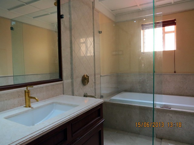 Attached Toilet with Bathtub - Visit Westernhills, Villas & Townhouses at Sus - Baner Pune
