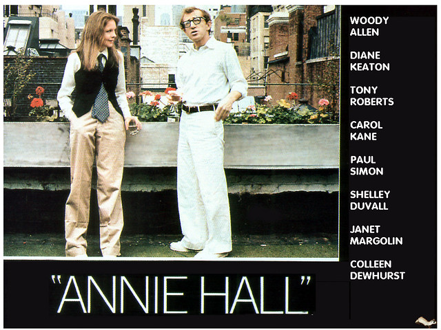 Number 171: Annie Hall (1977)