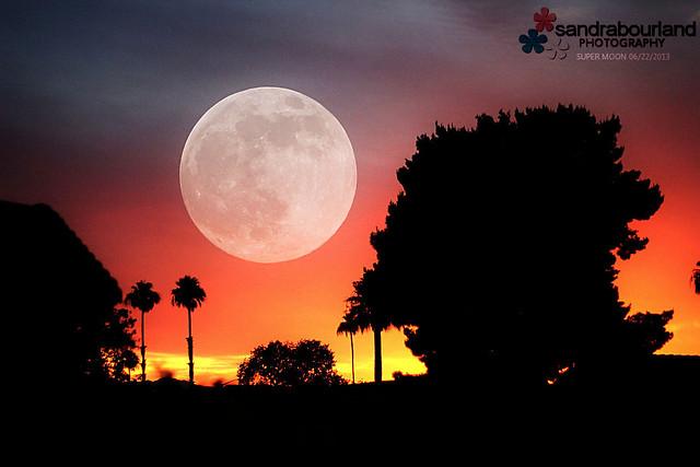 Super Moon 06/22/2013