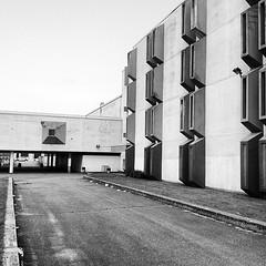 L'école au temps de l'Union Soviétique. #school #architecture #montreal
