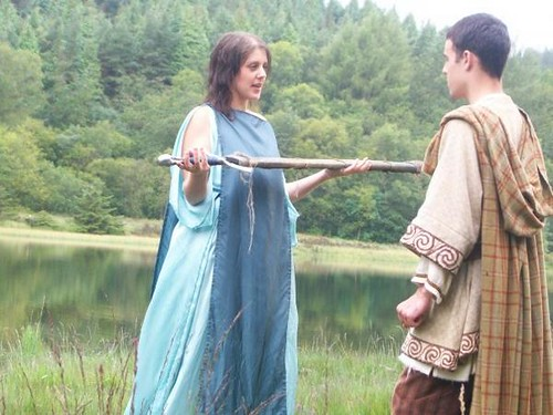 Carys Eleri in Merlin and the War of the Dragons