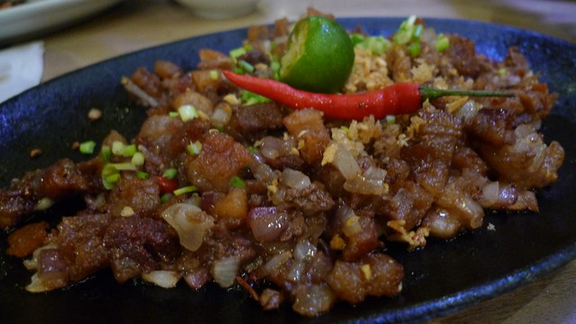 Sisig at Namnam