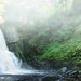 Bushkill Falls - Main Falls by jwfuqua-photography