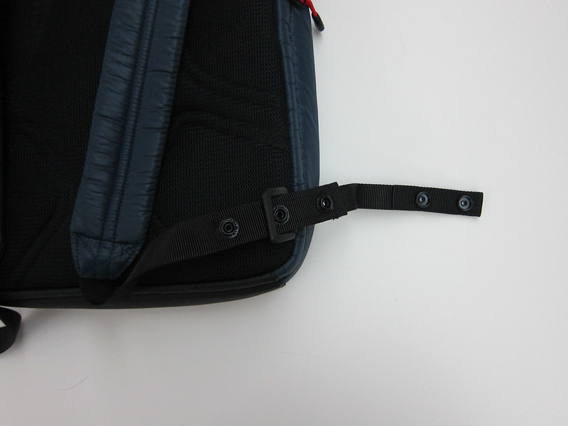 Backpack Strap Length Adjustment