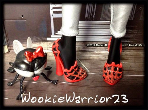 Monster High 2013 SDCC Wydowna Spider/ Webarella