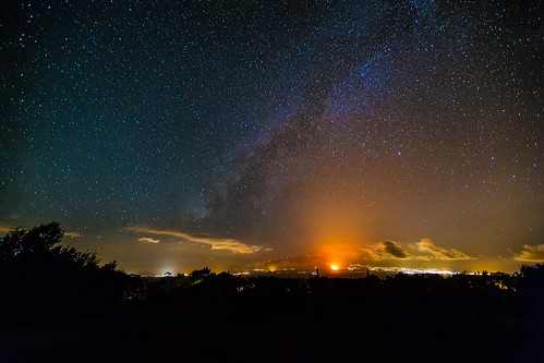 nightphotography night clouds canon stars landscape hawaii nightscape maui clear nightsky kula milkyway maalaea kahului blackcard westmauimountain sugarcanefire