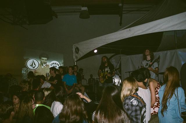 BURGER Records x Volcom Night @ VOLCOM HQ