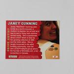 STUDS Trading Cards - Janey Gunning