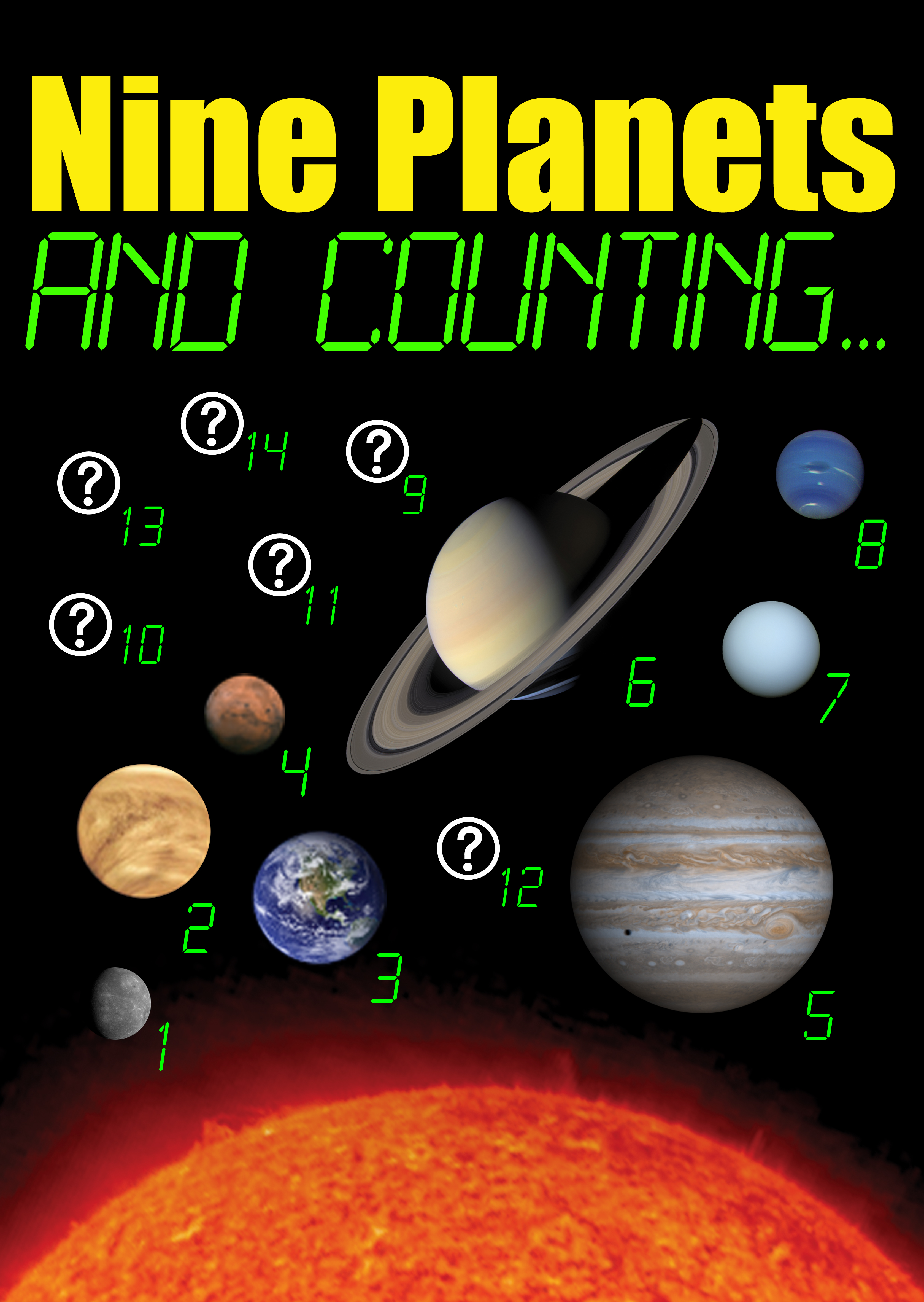 nine planets pluto - photo #29