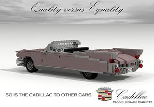 Cadillac 1960 Eldorado Biarritz Convertible