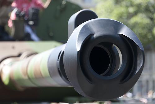 Canon du char Leclerc