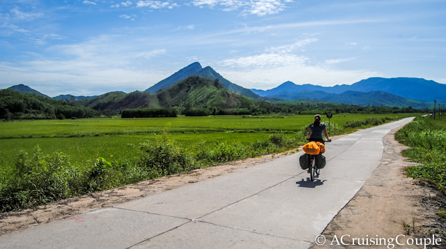 Tour de Vietnam Cycling Central Vietnam