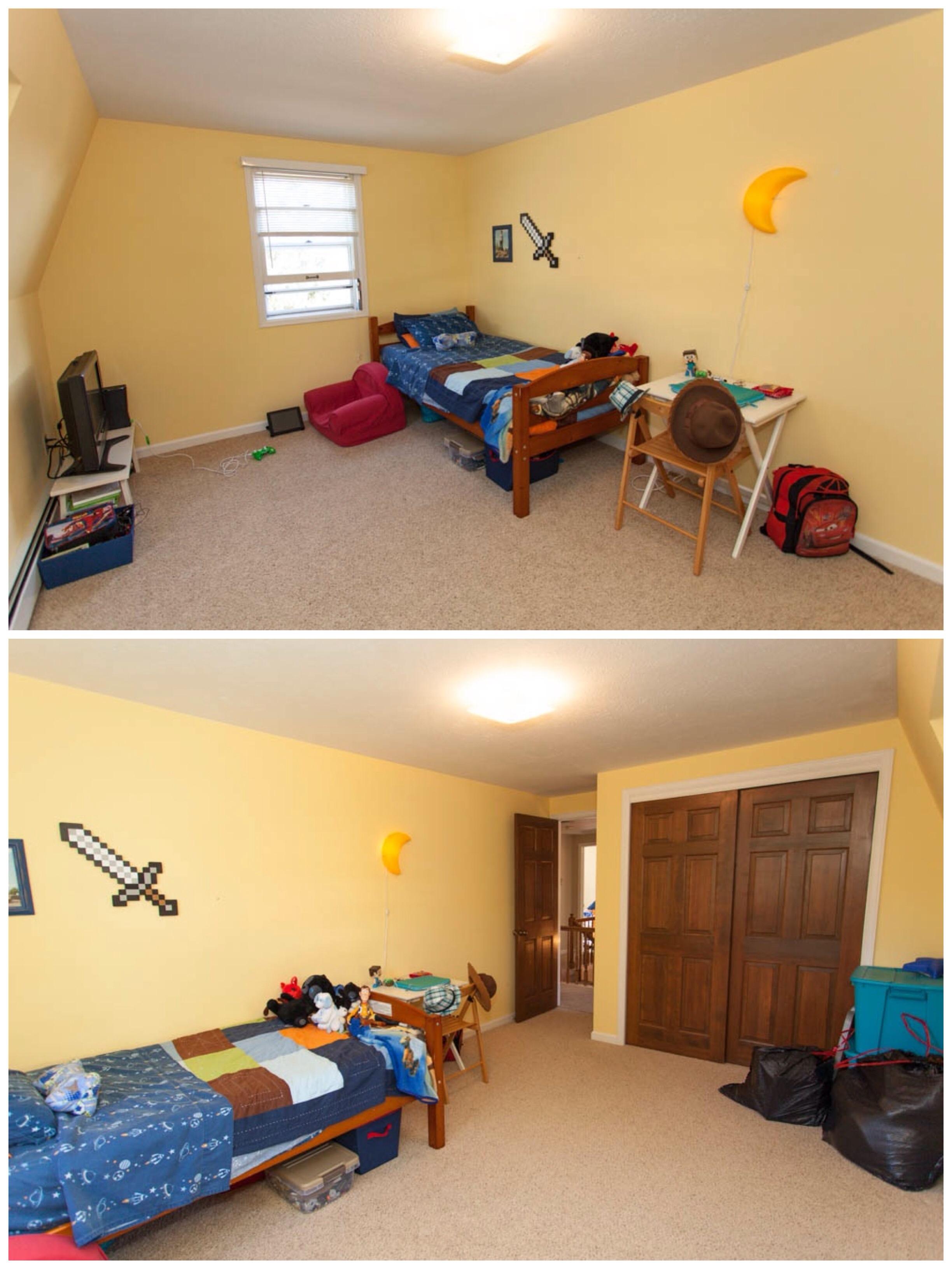 Thomas' room