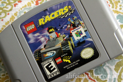 Used Video Game Review: Lego Racers