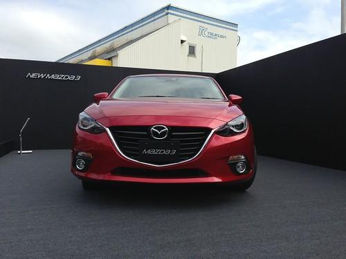 New Mazda3 2014