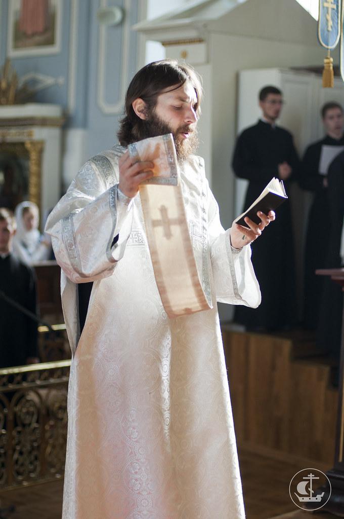 8 сентября 2013, Богослужения в Седмицу 11-ю по Пятидесятнице