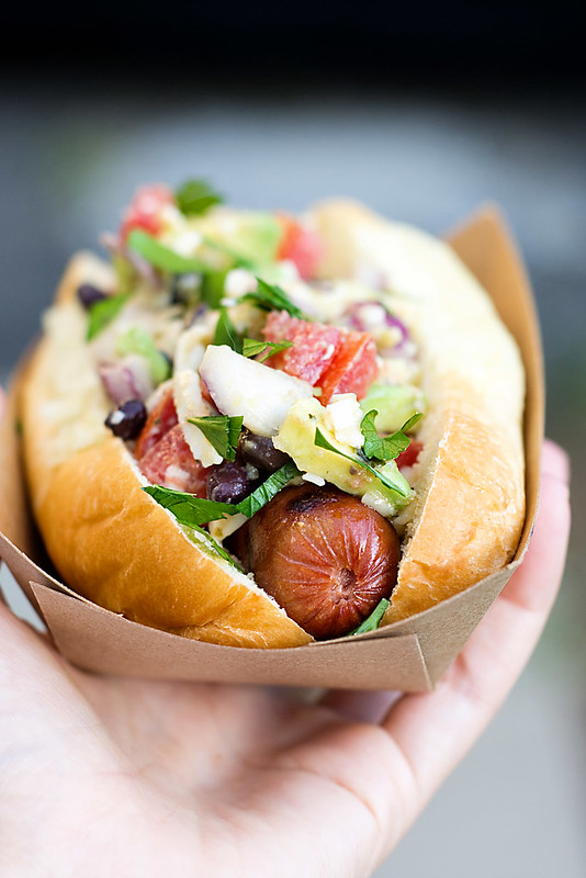 how to cook hot dogs on a stove