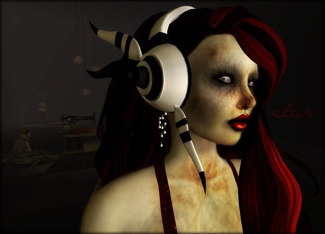 MiaSnow Zombie