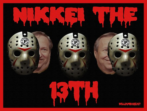 NIKKEI THE 13TH by WilliamBanzai7/Colonel Flick