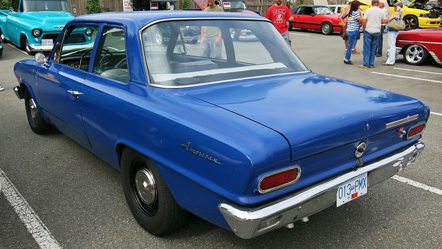 1964 AMC Rambler American 220 2-Door Sedan