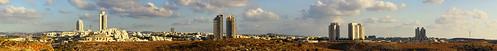 city panorama clouds sony modiin sonya77