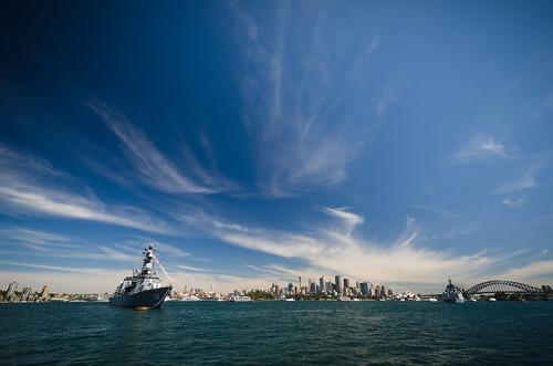International Fleet Review 2013