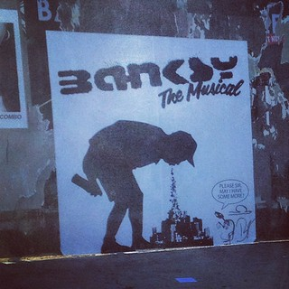 Banksy The Musical?