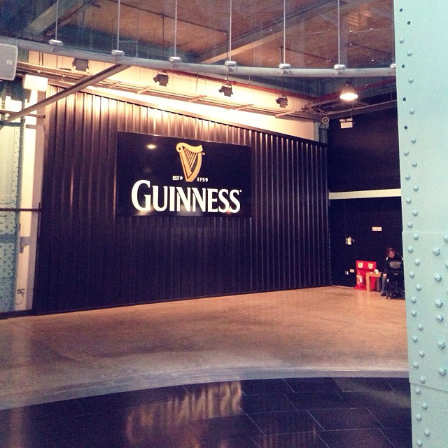 Crossed of Michaels top Dublin pick today. The Guinness Storehouse