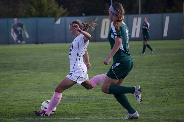Ohio University Soccer Vs. Eastern Michigan
