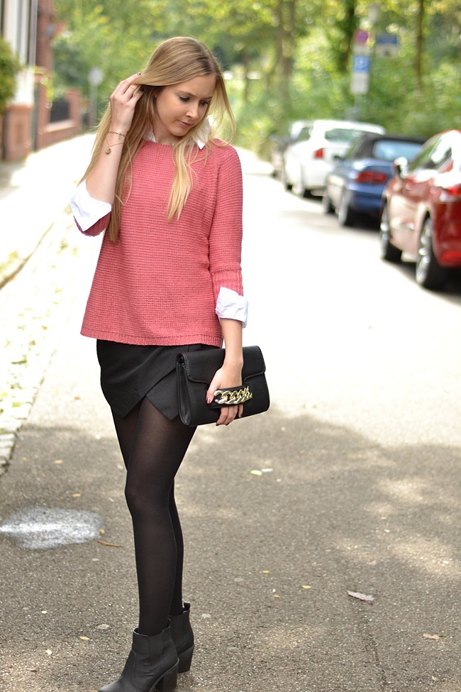 Outfit schick in Rosa (3)