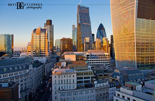 City of London New Skyline by david gutierrez [ www.davidgutierrez.co.uk ]