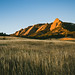 The Flatirons at Sunrise by Palosaari