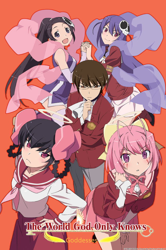 For the Love of the Game – The World God Only Knows Season ...