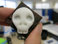 skully brownie